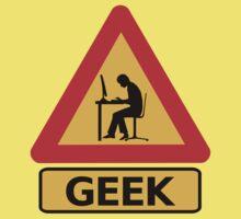 Geek Sign Kids Tee