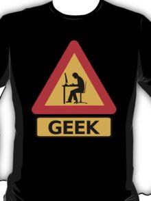 Geek Sign T-Shirt