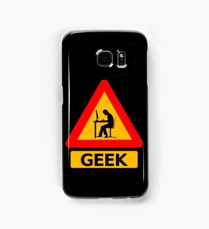Geek Sign Samsung Galaxy Case/Skin