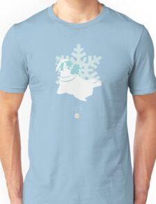 Pokemon Type  - Ice Unisex T-Shirt