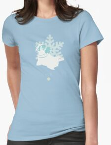 Pokemon Type  - Ice Womens Fitted T-Shirt