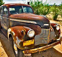 Old Car by photosbyflood
