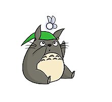 Totoro and Navy by FeedTheColibri