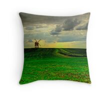 Chesterton Mill Throw Pillow