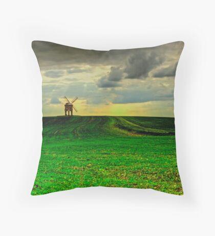 Chesterton Mill Throw Pillow