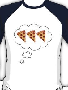 PIZZA ON MY MIND T-Shirt