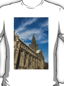 Glasgow Cathedral aligned T-Shirt