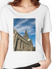 Glasgow Cathedral aligned Women's Relaxed Fit T-Shirt