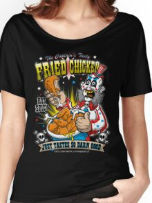 Tasty Fried Chicken Women's Relaxed Fit T-Shirt