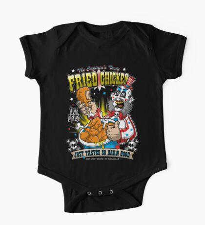 Tasty Fried Chicken One Piece - Short Sleeve