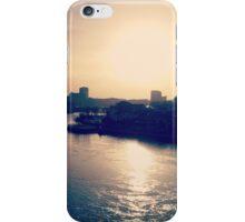 King John's Irish Sunset iPhone Case/Skin