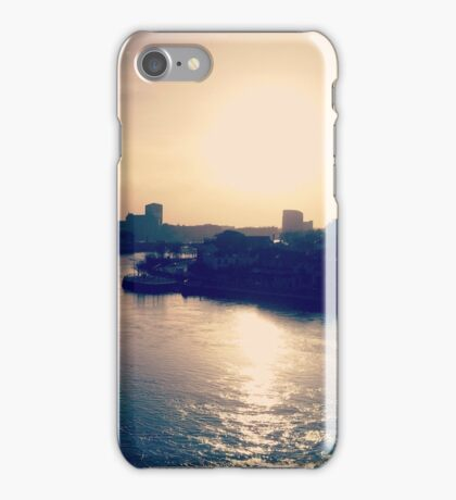 King John's Irish Sunset iPhone Case/Skin