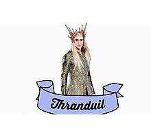 Thranduil Photographic Print