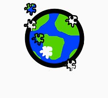 Puzzle Earth  Unisex T-Shirt