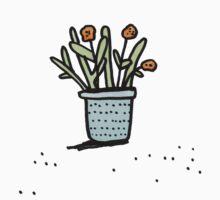 Pretty Plant 2 One Piece - Short Sleeve