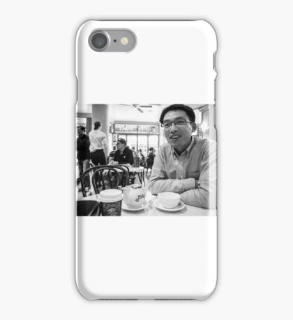 being Frank iPhone Case/Skin