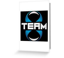 Team 8 Logo Greeting Card