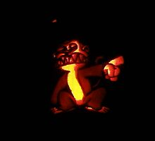 There's An Evil Monkey in my Closet! by Parska