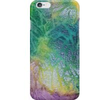 Colorful Abstract Punch Of Color  iPhone Case/Skin