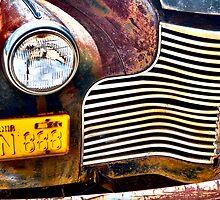 Old Car in Goff by photosbyflood