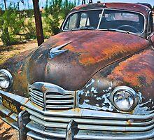 Old Car in Goff 3 by photosbyflood