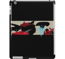 Passion and the pain iPad Case/Skin