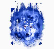 glitch wolf Unisex T-Shirt