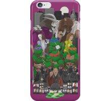Turtle Power 25th iPhone Case/Skin