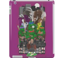 Turtle Power 25th iPad Case/Skin