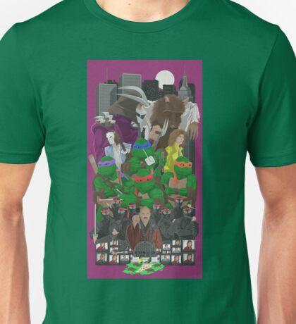 Turtle Power 25th Unisex T-Shirt