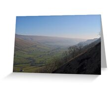 This is Yorkshire for ya! Kettlewell Greeting Card