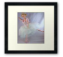 Ballerina Barbie Framed Print