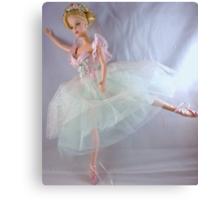 Ballerina Barbie Canvas Print
