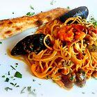Spaghetti Frutti Di Mare by ©The Creative  Minds