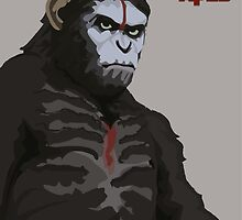 Dawn of the Planet of the Apes by EvanTapper