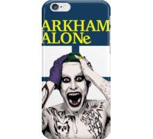 Arkham Alone iPhone Case/Skin
