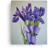 Your favourite flower Canvas Print