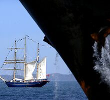 Sail And Anchor 1, Fremantle, Western Australia. by Stewart Allen