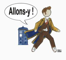 Doctor Who #10 - Allons-y Kids Clothes
