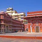 City Palace. Jaipur. India. by vadim19