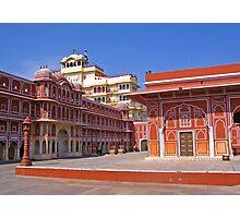 City Palace. Jaipur. India. Photographic Print