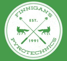 Finnigan's Pyrotechnics Kids Clothes
