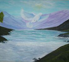 Dove of Love by Temagami