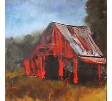 North Carolina Barn Photographic Print