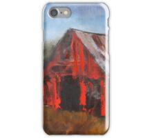 North Carolina Barn iPhone Case/Skin