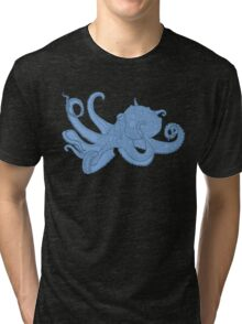 Giant 8 arms is best Tri-blend T-Shirt