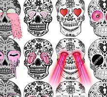Dead Skulls Society by Slapstic Inks