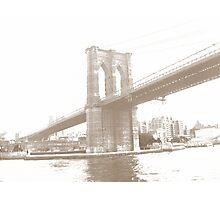 Troll Bridge Photographic Print