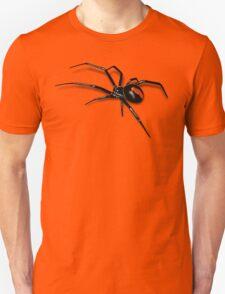 Redback Spider Black Widow Unisex T-Shirt
