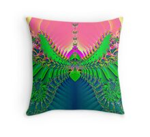 Dancing Down The Hatch Throw Pillow